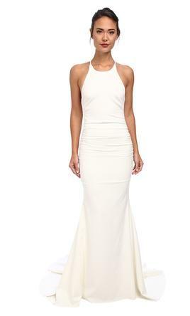 Nicole Miller Morgan Wedding Dress Used Size 4 700 Nicole