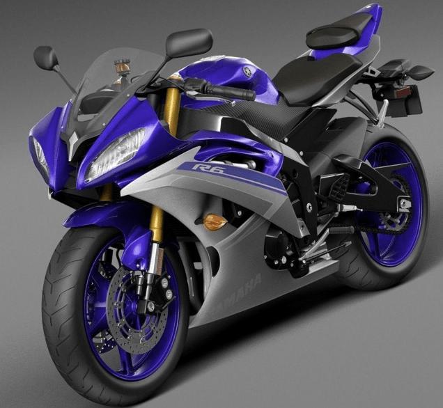 Harga Yamaha R6 Mobil Gambar Motor