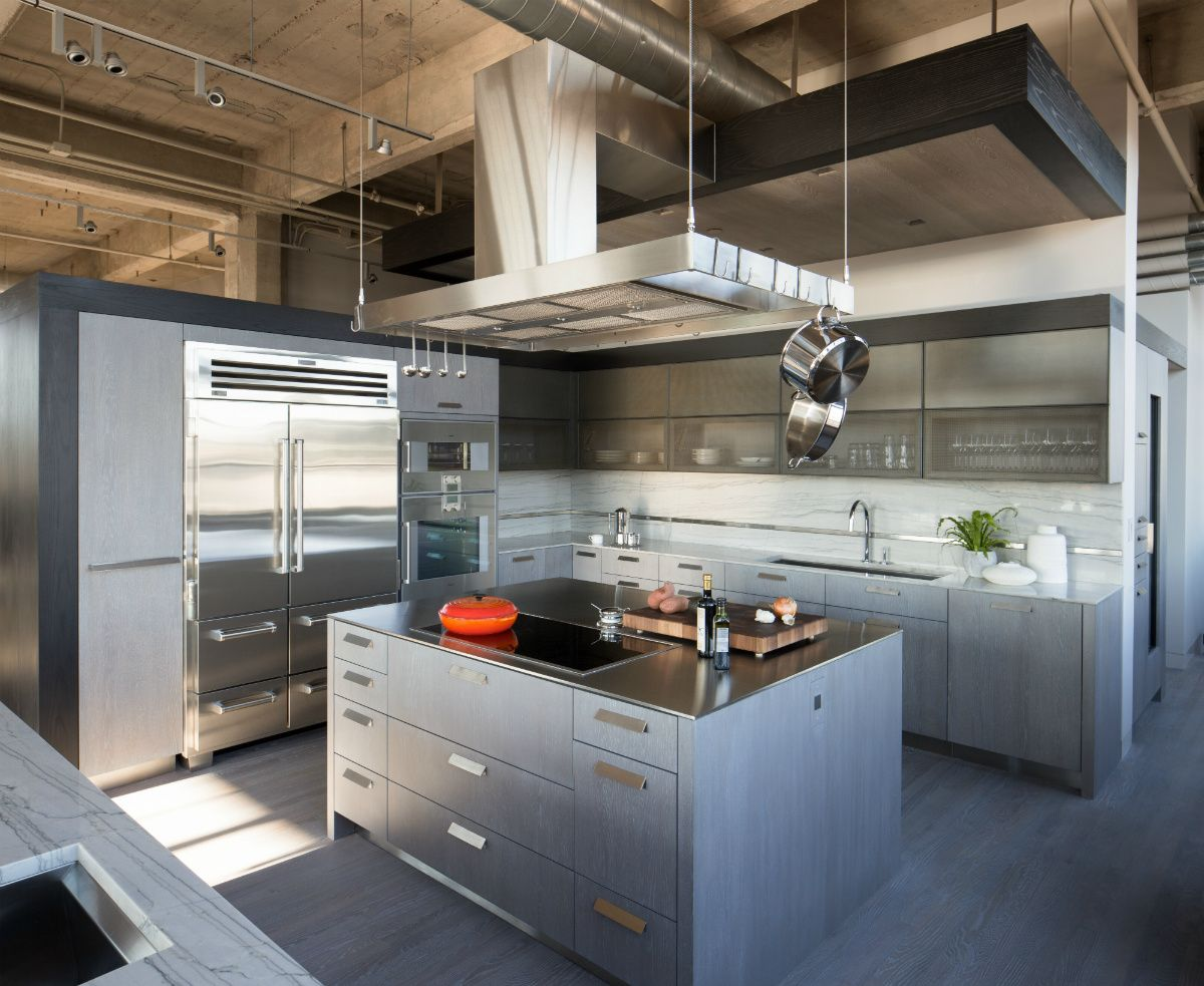 La cocina | Galería de fotos 7 de 15 | AD | Sukaldea | Pinterest ...
