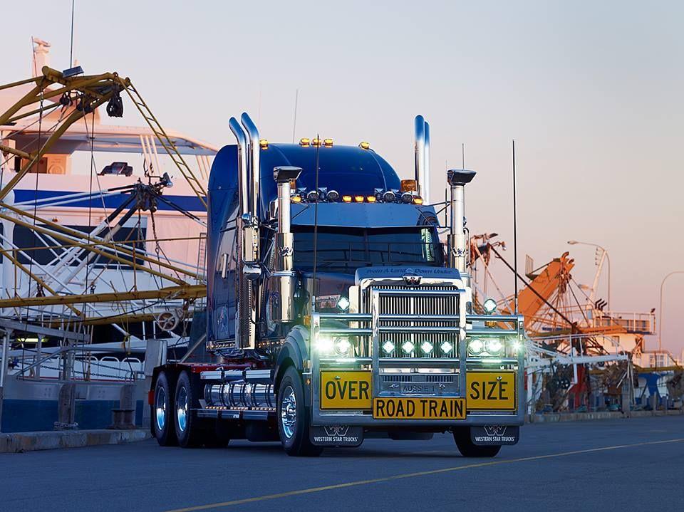 Aussie 1 Western Star Trucks Big Trucks Trucks