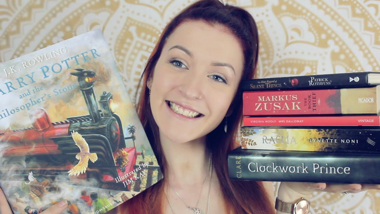TO READ | Booktube-A-Thon 2016