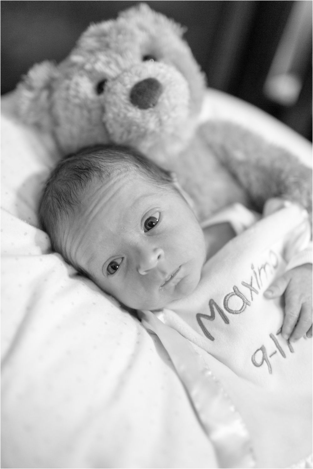 Baltimore Maryland Newborn Boy Photography | Anna Grace Photography