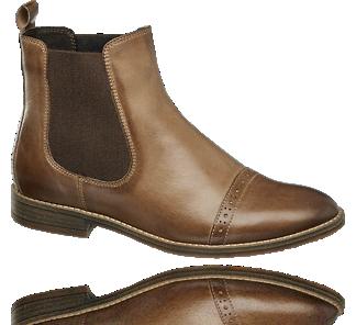 Chelsea Stiefelette von 5th Avenue in braun - deichmann.com | boots ...