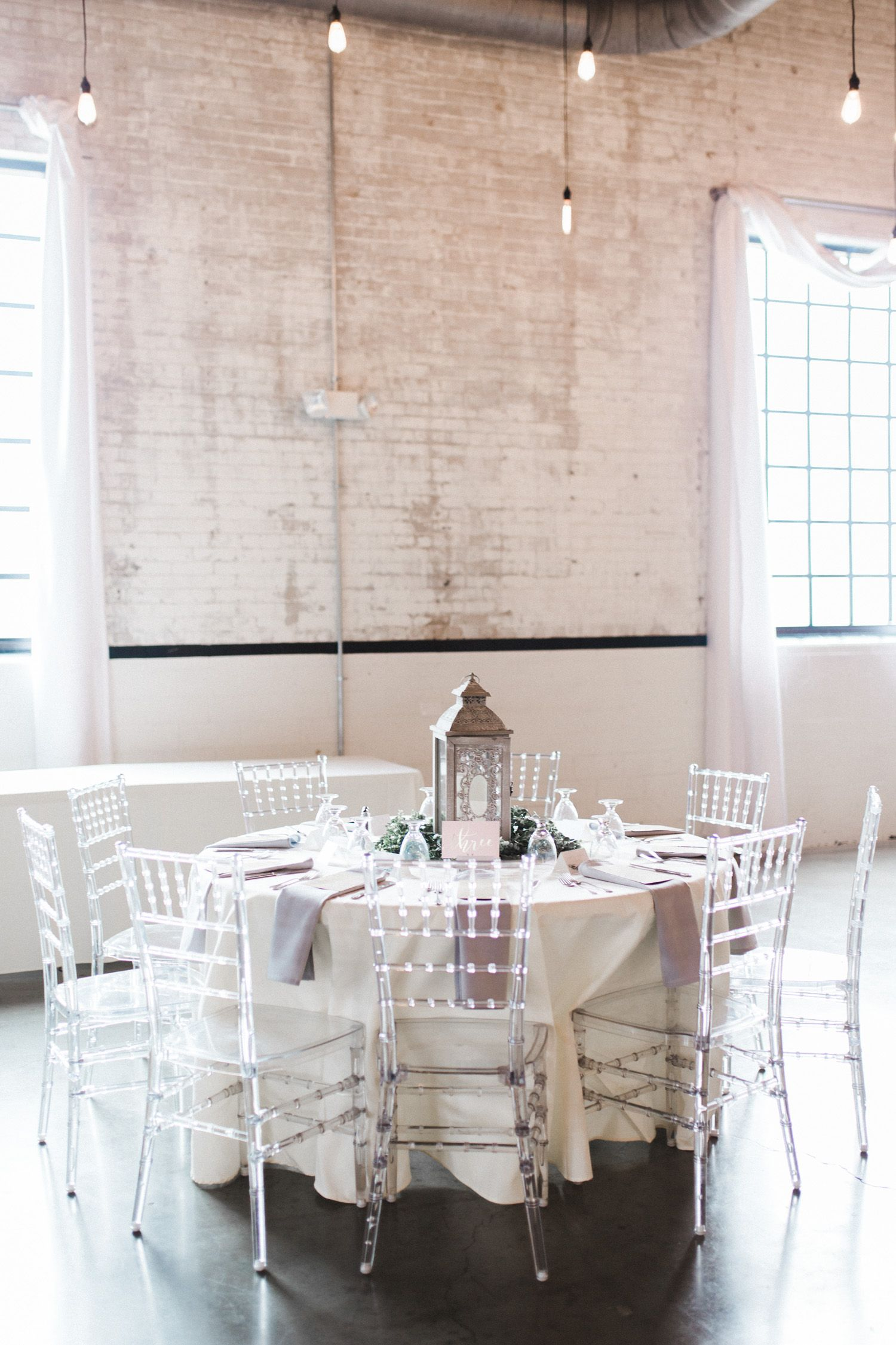 An Industrial Meets Ethereal Wedding at The Brick