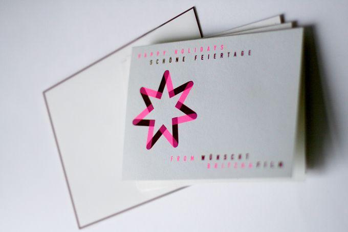 Cartes De Visites Anna Harlin Serigraphie Britzka Film Print Design Graphic