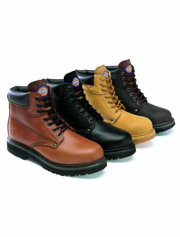Dickies Fa9005s-bk-8Davant II Chaussures de sécurité, taille 8, Noir