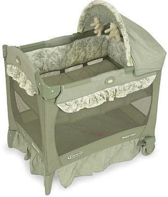 play children itm infant pack image n playard newborn toddler is graco bed loading go s cribs crib green