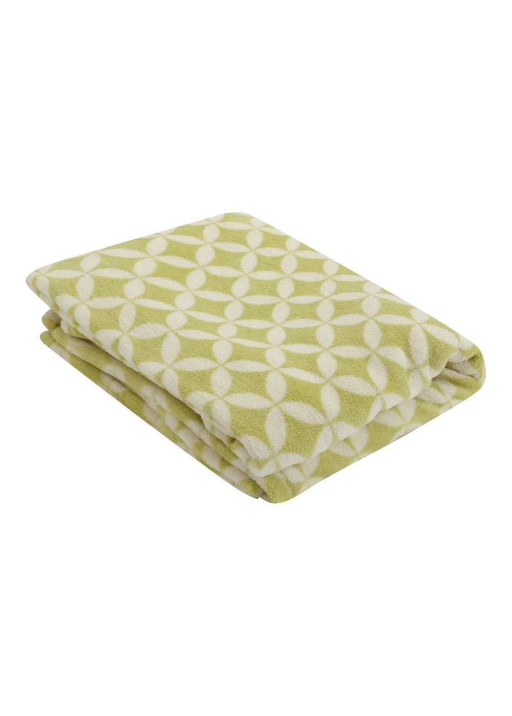 Printed Fleece Throw 130cm X 150cm Matalan Home Decor Fleece Throw Matalan