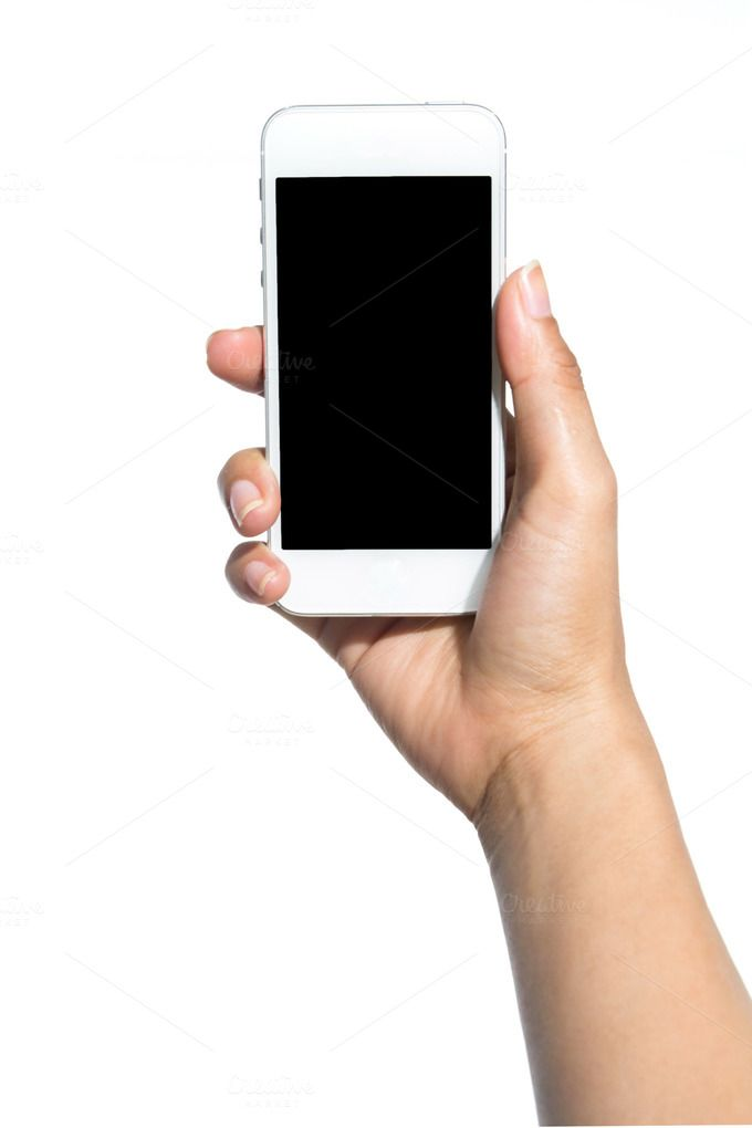 Hand Holding Smart Phone Hand Holding Phone Phone Hand Phone