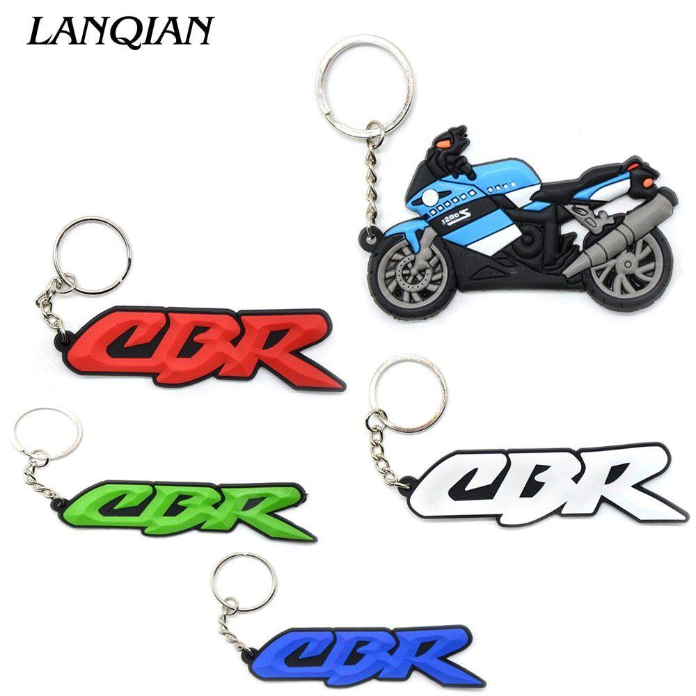 Honda CBR Keyring NEW UK Seller Rubber Key Ring 900