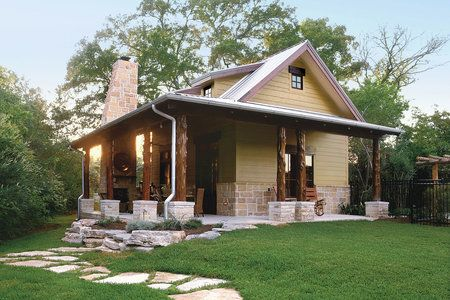 Cabins Cottages Under 1 000 Square Feet Guest House Plans Small Cottage House Plans Small Cottage Homes
