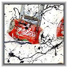 quadri moderni astratti bianco e nero - Cerca con Google | quadri ...