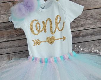Lavender Baby Dress Purple Tutu Outfit Tulle Baby Dress