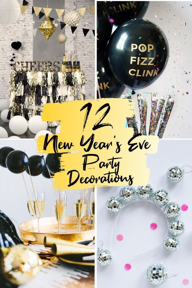 Countdown to 2020 with an epic New Years' Eve party filled ...