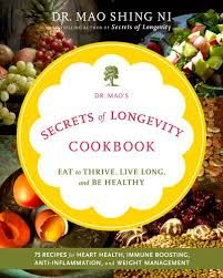 Enter to win Secrets of Longevity Cookbook by Dr Mao! Would you like to learn the secrets to living a long and strong life?   http://makelifespecial.com/secrets-of-longevity-cookbook-review-and-giveaway/
