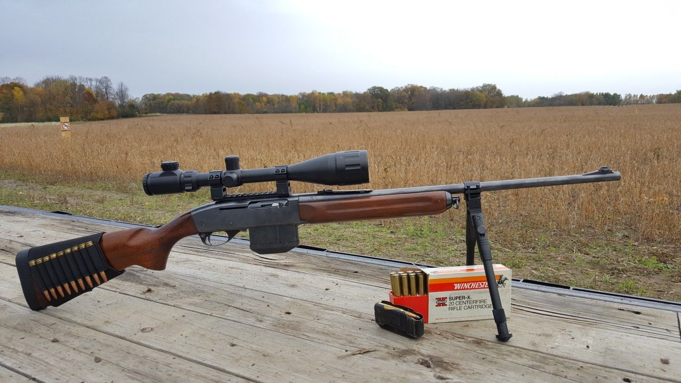Remington 740 Woodsmaster Cheap2neatfirearms Pinterest