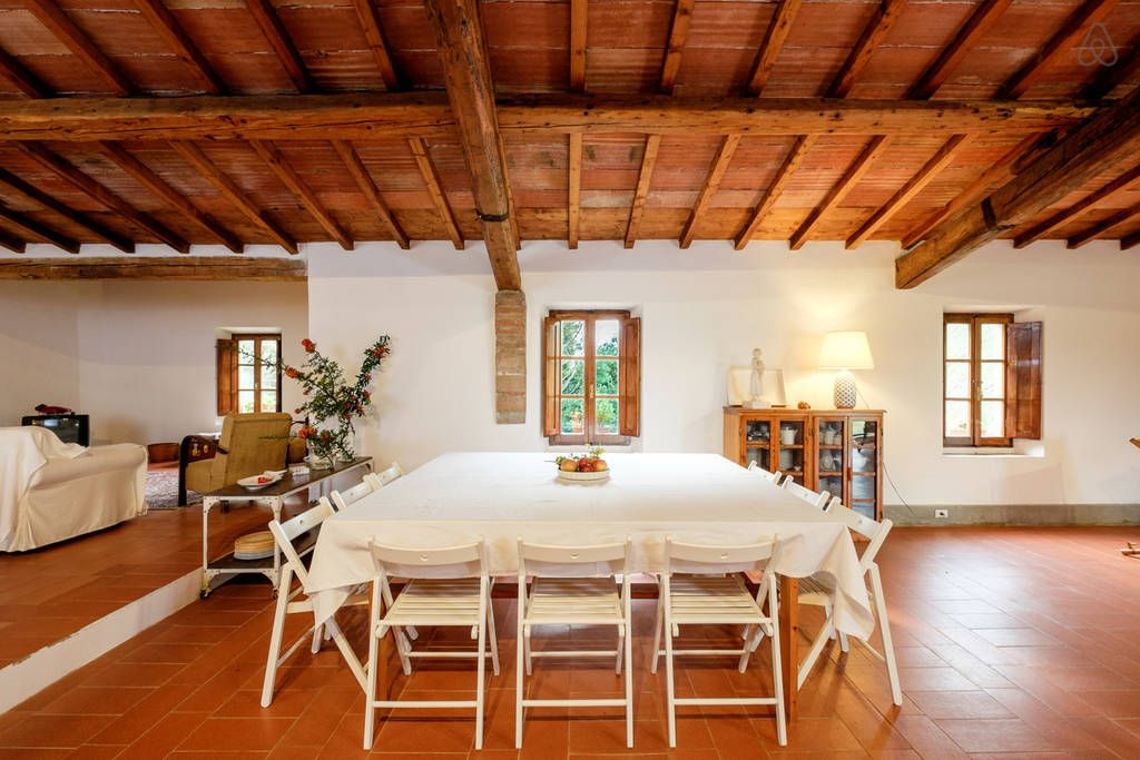 Dining table Villa, Toscana, Case