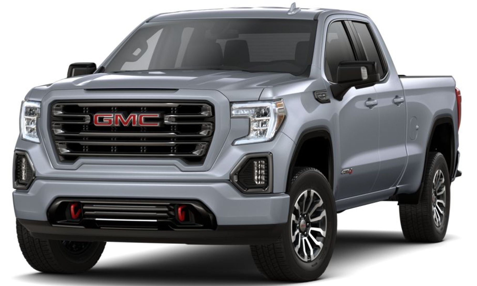 The Best 2020 Sierra 1500 At4 Colors And Description Di 2020