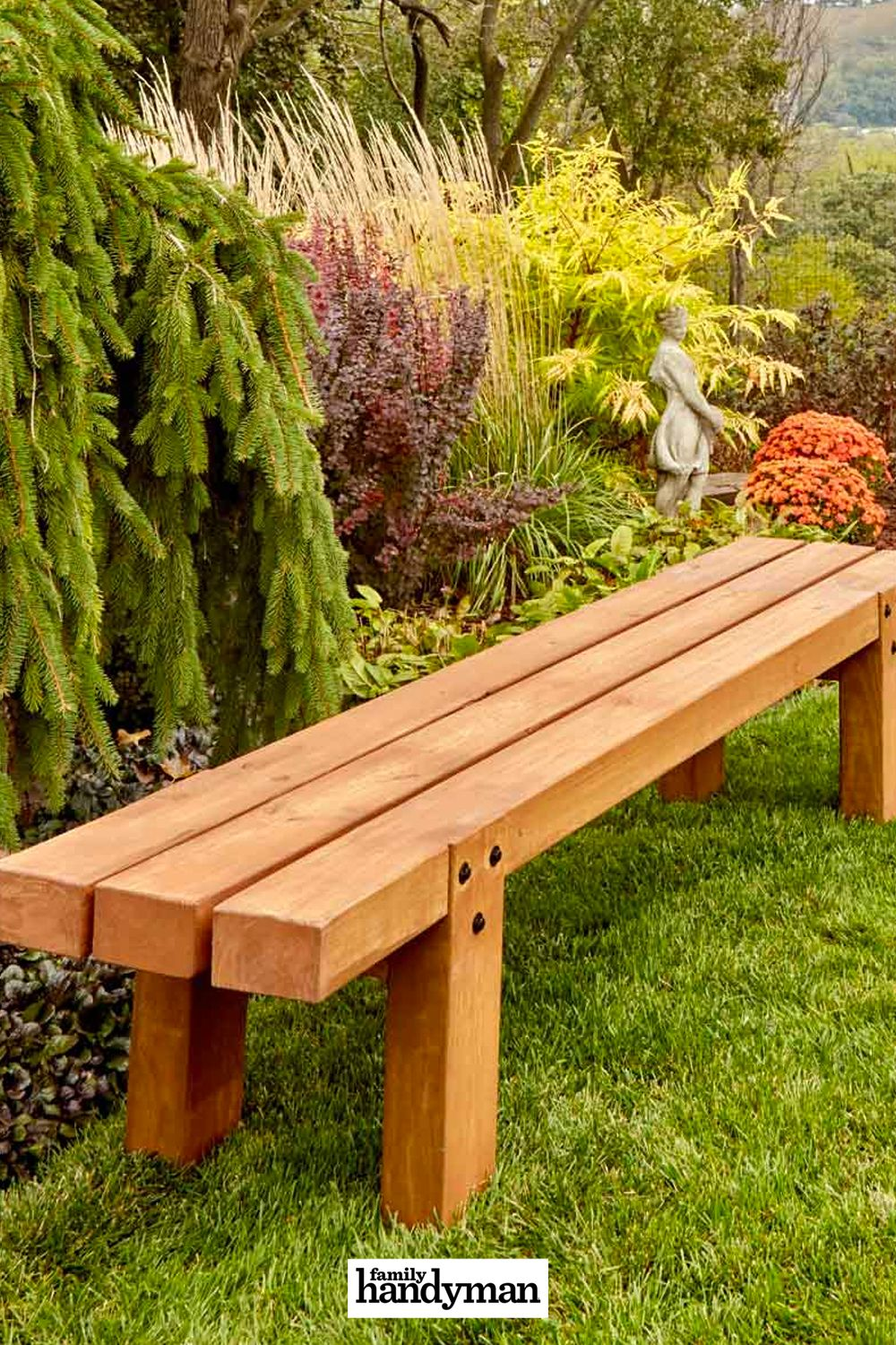 10 Easy Wooden Lawn Chairs Benches To Build In 2020 Diy Garden Decor Wooden Lawn Chairs Backyard