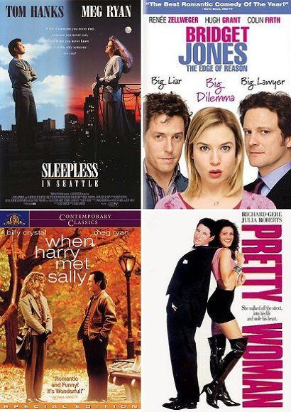 top best romantic comedies