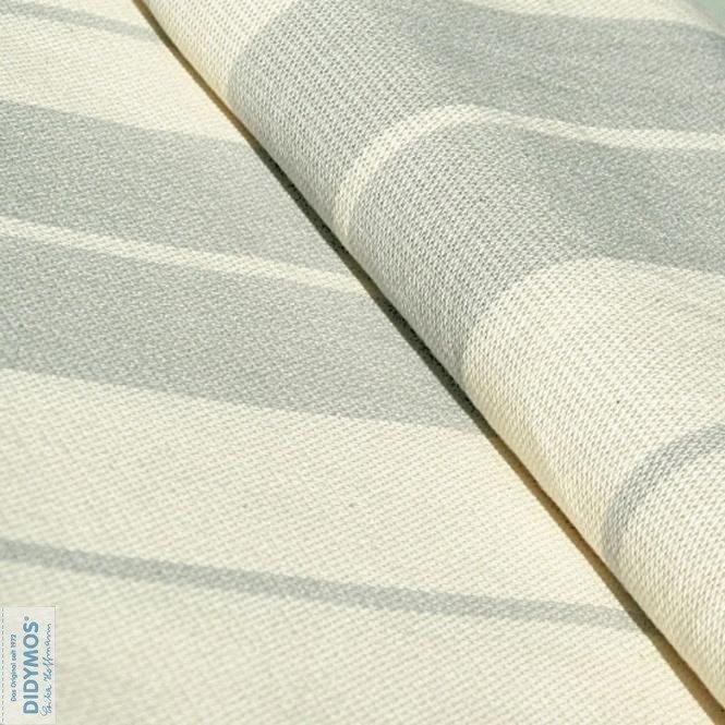 8a071c764d3 Didymos Baby Woven Wrap Standard Stripes Grey