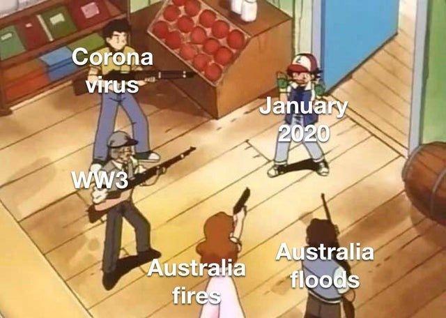 koronavirus memy