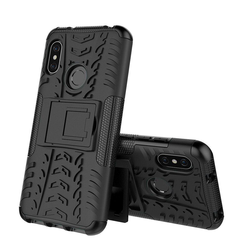 Global Version For Xiaomi Mi A2 Lite Case Design Armor Shockproof Hybrid Hard Cover For Xiaomi Redmi 6 Pro Case A2lite Phone Cases Protective Xiaomi Gopro Case