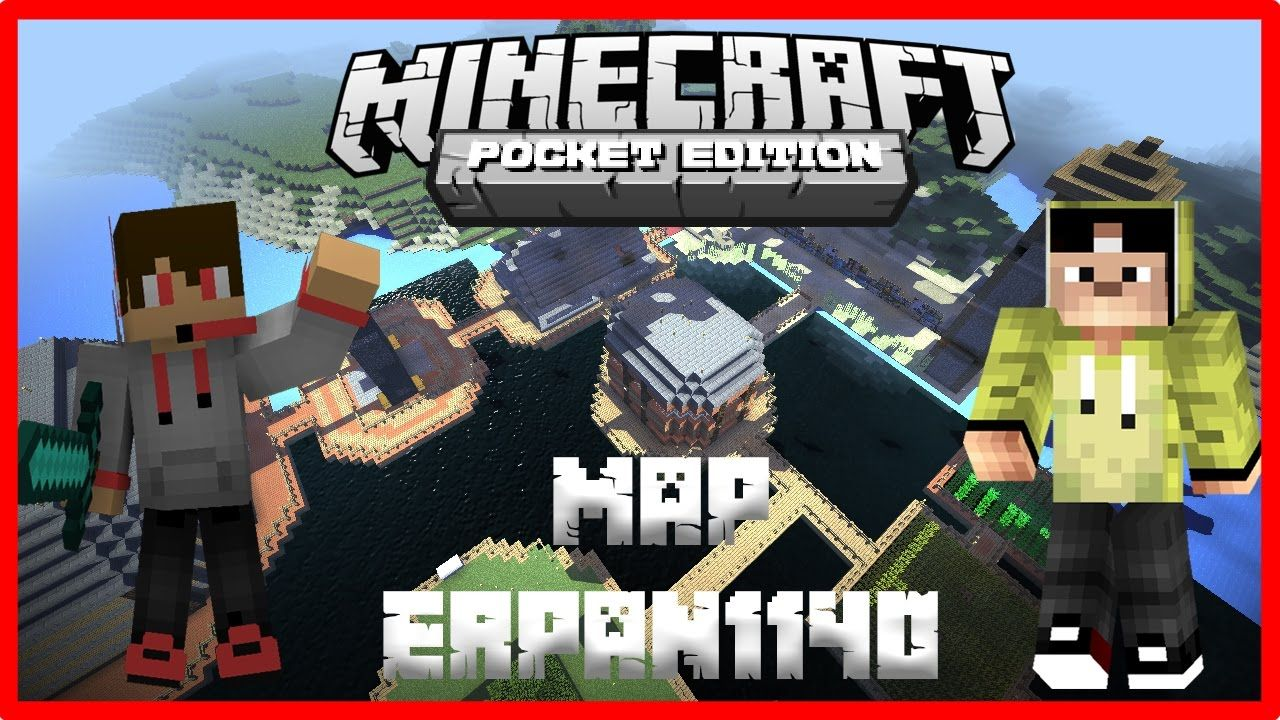 SHOWCASE MAP ERPAN1140 DI MCPE MAP