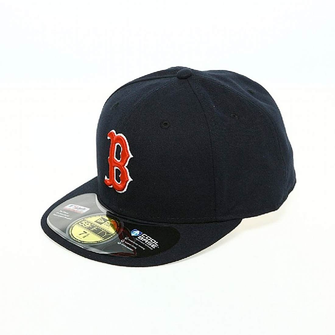 Gorra Cap New Era Authentic Boston Red Sox On Field Game 59FIFTY ... 2b8d89fa05fe