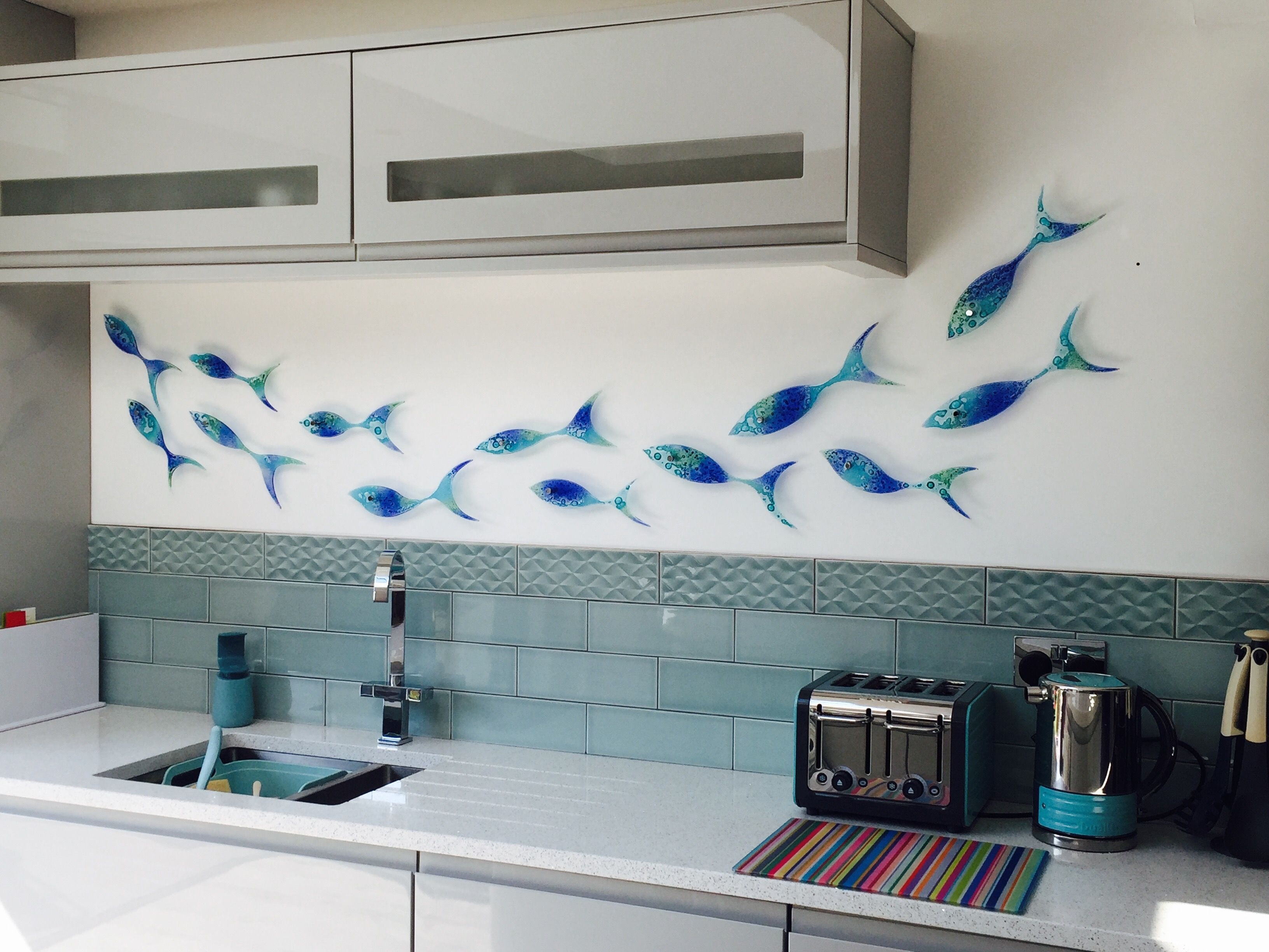 Jo Downs Shoaling Fish in Kitchens | Remodeling Ideas | Pinterest ...