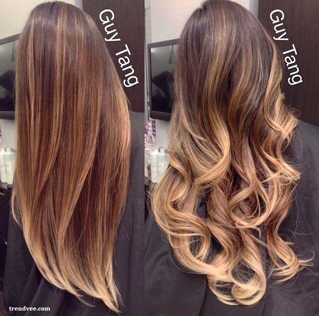 Fausse meche cheveux couleur