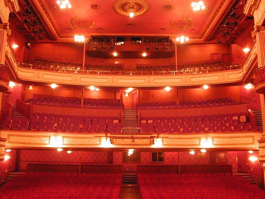 Lyric lyric theatre nyc : Basingstoke-Haymarket Theatre | Inside theatres | Pinterest