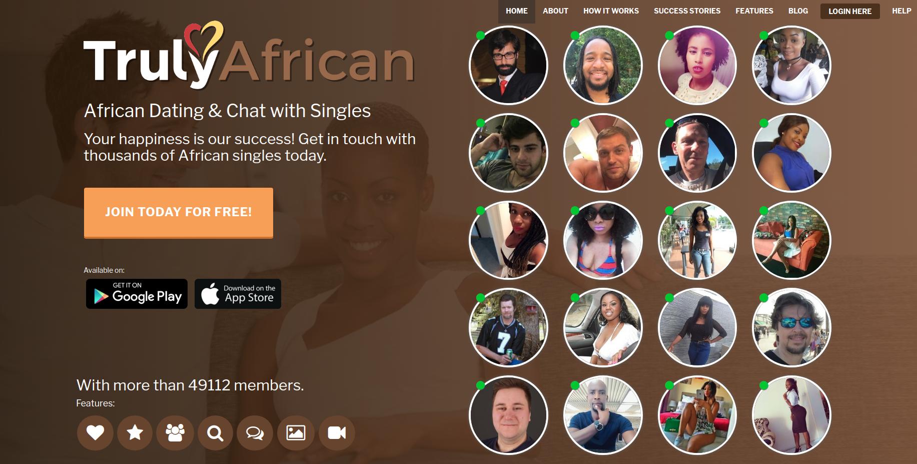 best online dating sites in africa