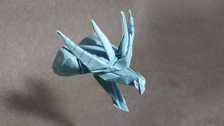 New Origami Chinese Dragon Head Best Photos For World Pinterest