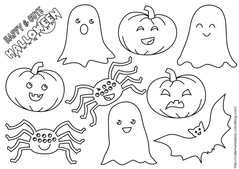 deco halloween a imprimer recherche google holidays halloween coloring sheets pinterest. Black Bedroom Furniture Sets. Home Design Ideas