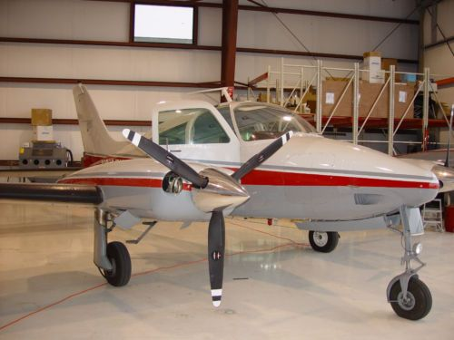 Cessna T310Q Twin Engine Aircraft that I found on ebay
