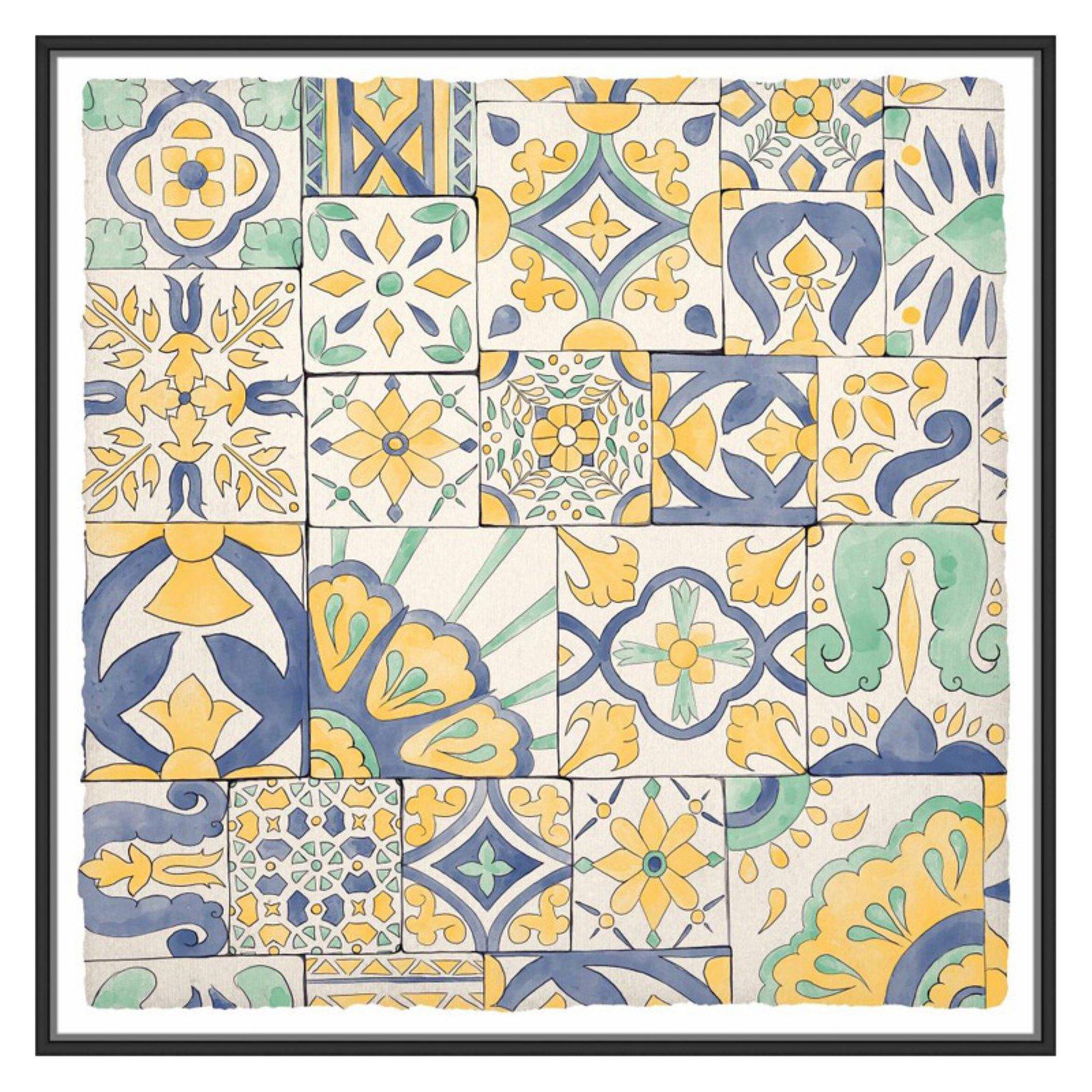 Ptm Images Mandala Puzzle Ii Wall Art Wall Art Art Wall Art Decor