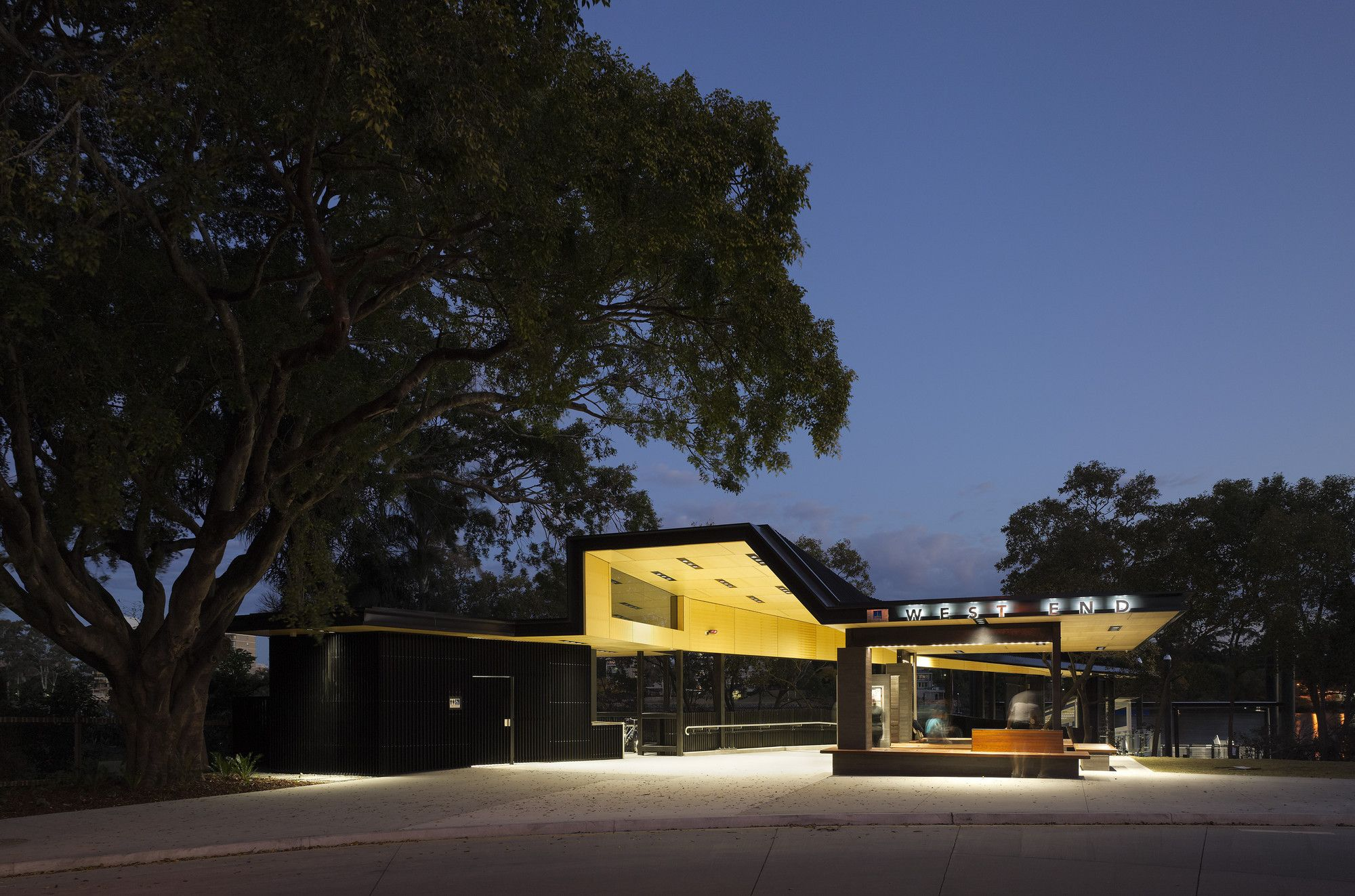 Gallery - West End Ferry Terminal / Cox Rayner Architects - 10