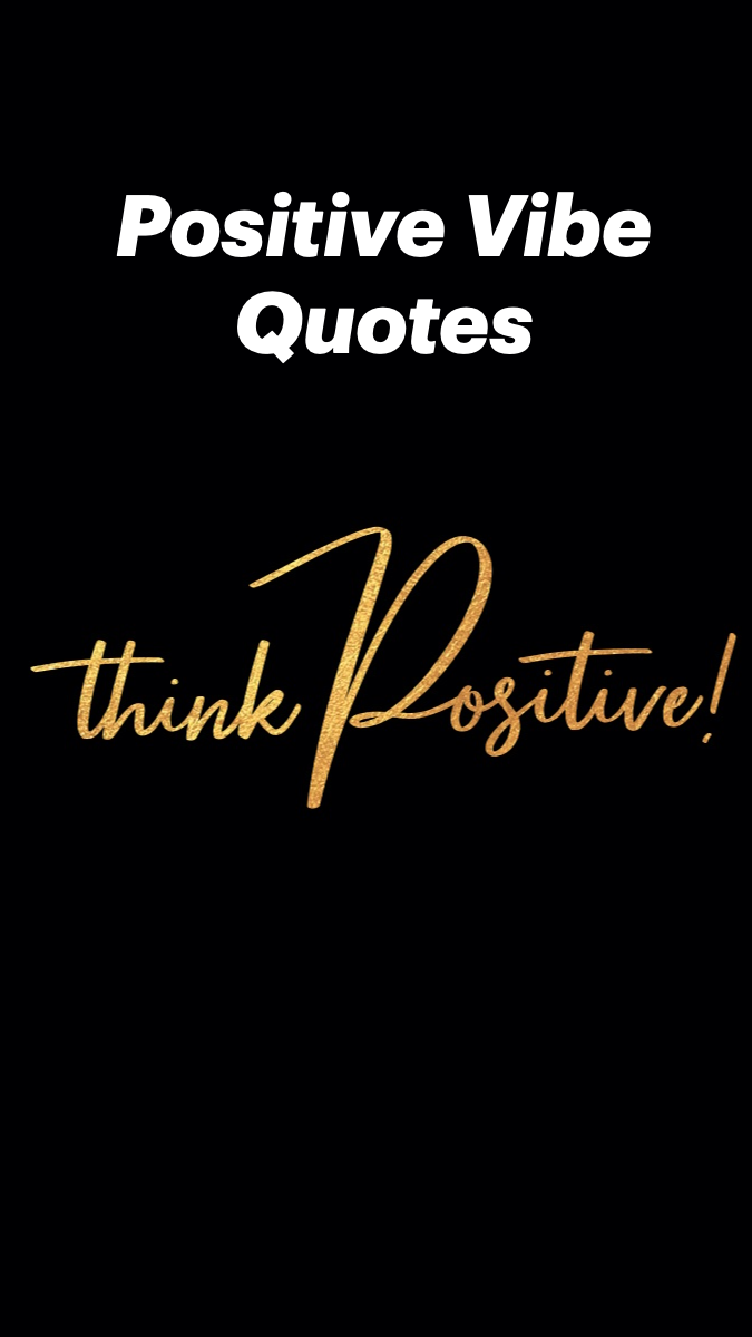 15 Positive Vibe Quotes