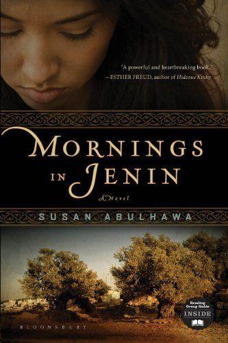 Mornings in Jenin by Susan Abulhawa, http://www.amazon.com/dp/B003V4ATSK/ref=cm_sw_r_pi_dp_m4BArb151M8DC