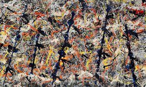 Jackson Pollock | Art and design | The Guardian