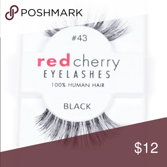 Red Cherry Lashes 43 Strip Lashes One Of The Best Sellers Brand