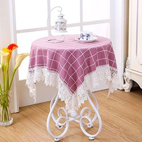Tablecloths for living room/Fashion lace tablecloth fabric/table ...