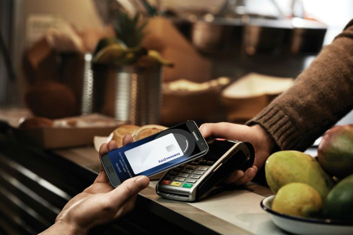 Pos Payment Processing Solution Have A Consumer Friendly And Secure Way In 2020 Samsung Pay Mobile Payments Samsung