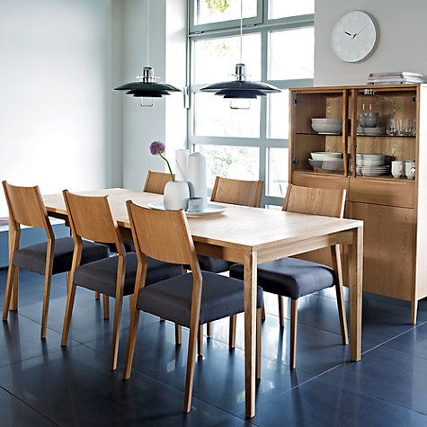 Buy Ercol For John Lewis Pinter Living And Dining Room