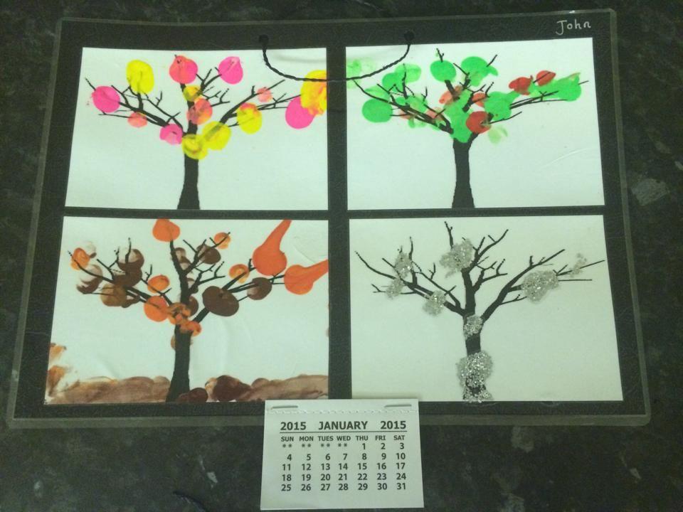 Calendar Ideas Primary : Image result for calendar craft ideas calendars