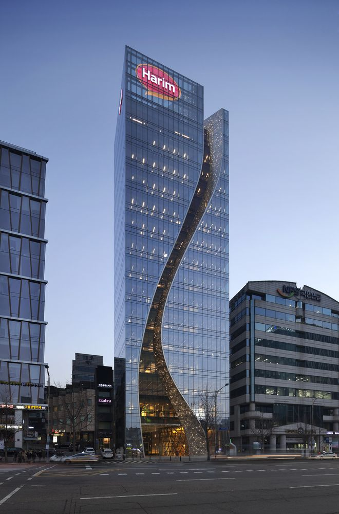 Harim Group Headquarters Building,© Sung Hoon Yum
