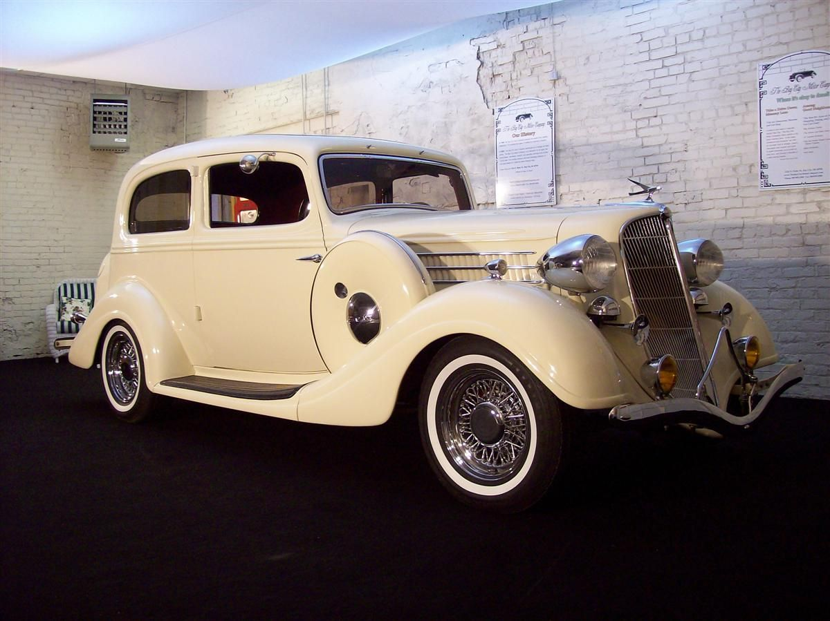 Bay City Motors >> Hudson Cars 1925 To 1935 1935 Hudson Terraplane Hudson