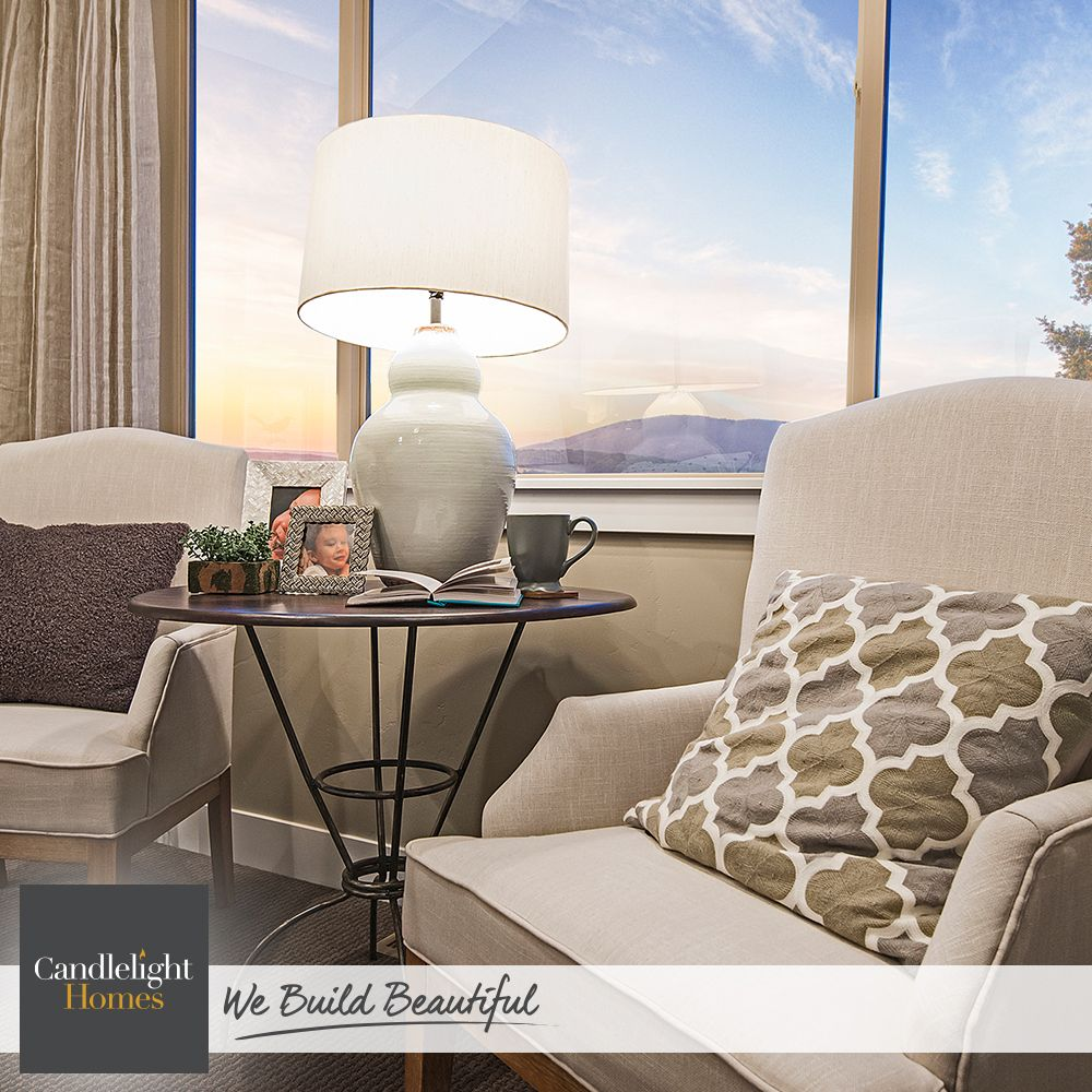 Beautiful Bedroom Sitting Areas: A Lovely Sitting Area Adds Another Layer Of Comfort To