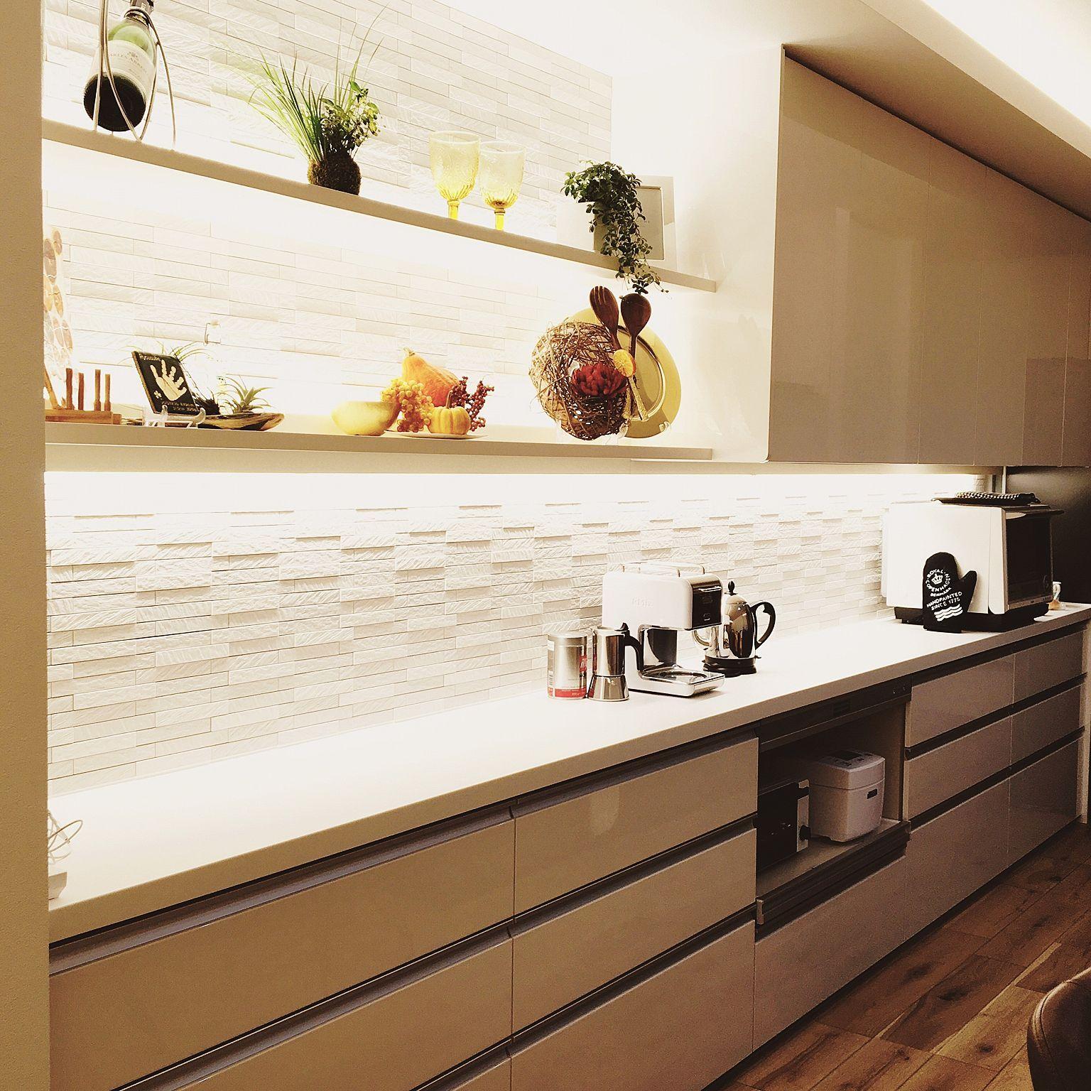 キッチン Lixil エコカラット カップボード グラナスルドラの